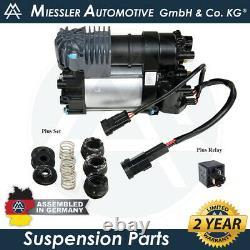 Hyundai Equus 2011-2016 NEW Air Suspension Compressor & Relay 55881-3M000