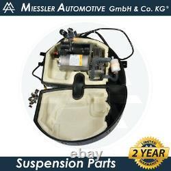 LR Range Rover MK IV L405 Air Suspension Compressor, Housing & Relay LR069691