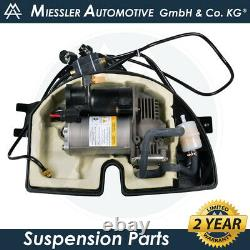 LR Range Rover SPORT LM/L494 Air Suspension Compressor, Housing & Relay LR069691