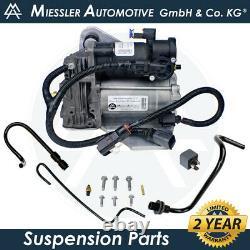 Land Rover LR3 /Discovery 3 MIESSLER Air Suspension Compressor, Housing LR072537