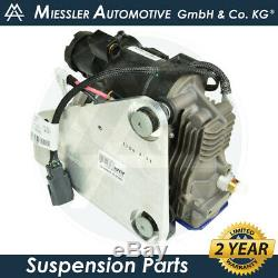 Land Rover LR4 / Discovery 4 AMK Air Suspension Compressor & Relay LR078650