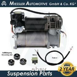 Land Rover Range Rover L322 2003-2006 Air Suspension Compressor & Relay LR006201