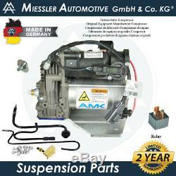 Land Rover Range Rover SPORT OEM AMK Air Suspension Compressor, Housing LR072537