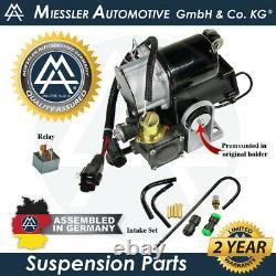 Land Rover Range Rover SPORT OEM Air Suspension Compressor with Mount LR023964