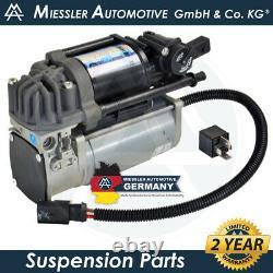 Mercedes E-Class W212 2010-16 MIESSLER NEW Air Suspension Compressor A2123200404
