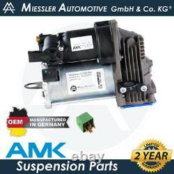 Mercedes S-Class W221 2007-2013 OEM Air Suspension Compressor A2213201704