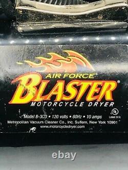 Metro B-CD3 Air Force Blaster 4.0HP Car & Motorcycle Dryer Tested