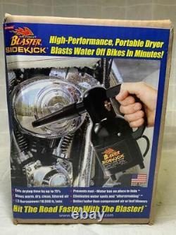 Metro Vac SK-1 Air Force Blaster Sidekick High Performance Portable Bike Dryer