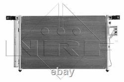 NRF A/C Air Conditioning Condenser 35987 BRAND NEW GENUINE 5 YEAR WARRANTY