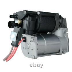 New For BMW X5 X6 Air Suspension Compressor Pump F15 F85 37206875177 2014 2018