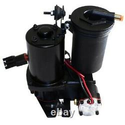 OE Air Suspension Compressor/Dryer for Crown Victoria-Town Car- Grand Marquis