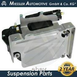 Oldsmobile Bravada 2002-2004 NEW Air Ride Suspension Compressor & Relay 25878674