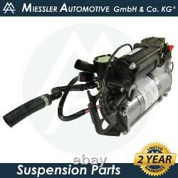 Porsche Cayenne 955/9PA 03-10 NEW Air Suspension Compressor & Relay 95535890105