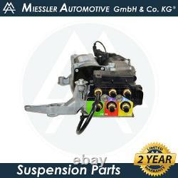 Porsche Cayenne 955/9PA OEM NEW Air Suspension Compressor & Solenoid 95535890105