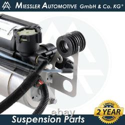Porsche Cayenne (955/9PA) REBUILD Air Suspension Compressor & Relay 95535890105
