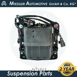 Porsche Panamera (970) 10-16 NEW Air Suspension Compressor withHousing 97035815111