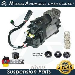 RAM 1500 2013-2018 NEW MIESSLER Air Suspension Compressor & Relay 4877128AF