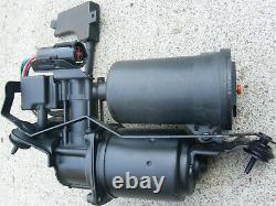 Refurbished OEM Ford/Lincoln Air Compressor, with Rebuilt Dryer, Tested, TCC2
