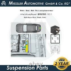 Rolls-Royce Ghost RR4 2010-2020 Air Suspension Compressor & Solenoid 37206886059