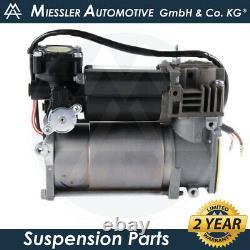 Rolls-Royce Phantom'03-17 OEM NEW Air Suspension Compressor & Relay 37226787617