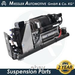 Rolls-Royce Wraith RR5 2014-'20 Air Suspension Compressor & Solenoid 37206886059