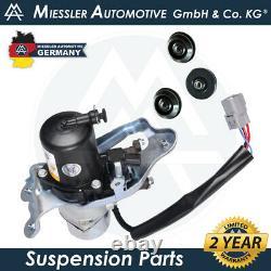 Toyota Sequoia 2001-07 NEW MIESSLER Air Suspension Compressor Pump 4891434010/11
