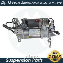 VW Touareg 7L 2004-2010 OEM Air Suspension Compressor, Mount & Relay 7L0698853C