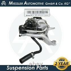 Volkswagen Touareg 7L'04-10 OEM Air Suspension Compressor & Solenoid 7L0698853C