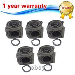 5 Compresseur De Suspension D'air Cylindre Piston Pour La Réparation De La Pompe Touareg Cayenne