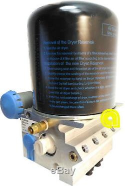 Ad-is Air Dryer, Type Bendix, Purge Étendue 12v Ref Bendix 801266, 170,801266