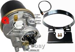 Air Dryer Adip Ad-ip Withmounting Bracket & Pigtail Remplace 065612, 109477
