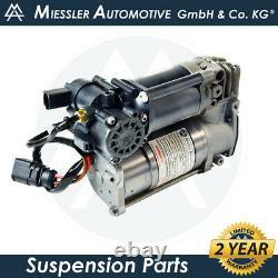 Audi S6 (c7/4g) 2012-2018 Oem Nouveau Compresseur De Suspension À Air Et Relais 4g0616005c