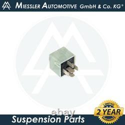 Bmw Série 5 (e39) Wagon 99-03 Compresseur Et Relais De Suspension D'air Oem 37226787616