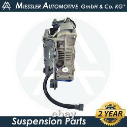Bmw X5 (e70) 2007-13 Oem Amk Compresseur De Suspension D'air Et Bloc De Valve 37206859714