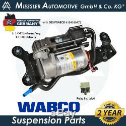 Bmw X5 (f15 / F85) 2014-2018 De Suspension Compresseur D'air, Bloc Valve 37206875177