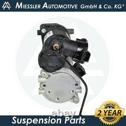 Bmw X6 (e71/e72) 08-14 Compresseur De Suspension D'air, Isolateurs Et Relais 37206859714