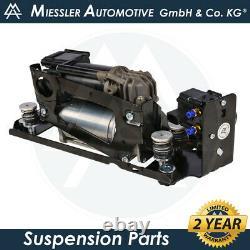Compresseur Bmw Série 7 F01-04 2009-2015 Suspension À Air, Bloc Valve 37206864215