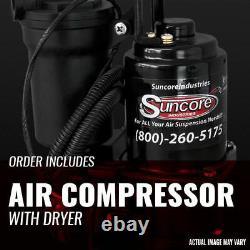 Compresseur De Suspension Air Ride 2000-2006 Gmc Yukon XL 2500