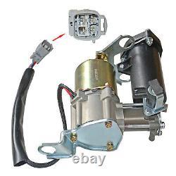 Compresseur De Suspension D'air Avec Sécheur Pour Toyota 4runner Lexus Gx470 4.7l 03-09