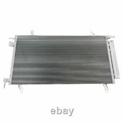 Condenseur De Climatisation A/c Avec Assemblage De Séchoir Pour Chevrolet Camaro
