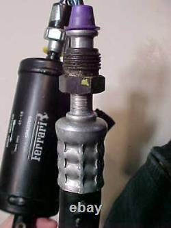 Ferrari F40 Air Conditioner Receiver Dryer Filter Sensor Hose 62432700 Authentique