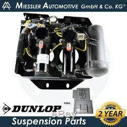 Hummer H2 2008-2009 Nouveau Dunlop Suspension Compresseur D'air Et Vanne Bloc 88982410