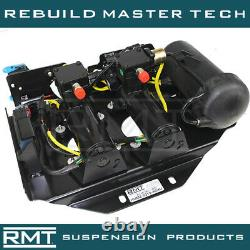 Hummer H2 2008-2009 Oem Dunlop Air Suspension Compresseur, Bloc De Valve - Séchoir