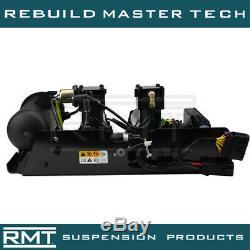Hummer H2 Suspension Pneumatique Oem 2003 À 2007 Dunlop Compresseur, Valve Block & Sèche-linge