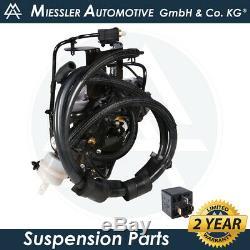 Jeep Grand Cherokee Wk2 Air Suspension Compresseur Avec Support Et Relais 68204730