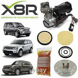 Kit De Réparation De Séchoir À Suspension D'air Pour Land Rover Range Rover Sport