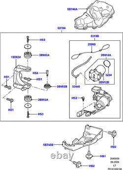 Land Rover Lr3 2005-2009 Compresseur De Suspension D'air Et Réparation De Sécheuse Kit Fix
