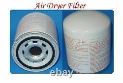 Lot De 12 R950011 Meritor Air Dryer Filtre Pour Volvo Et Western Star Trucks