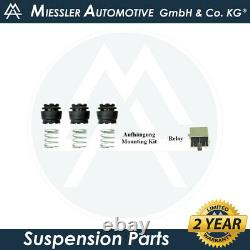 Mercedes Classe R W251 2-corner Nouveau Compresseur De Suspension À Air Et Relais A2513202604