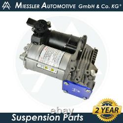 Mercedes Sprinter W906 2007-'18 Nouveau Compresseur De Suspension D'air Et Relais 1052111100
